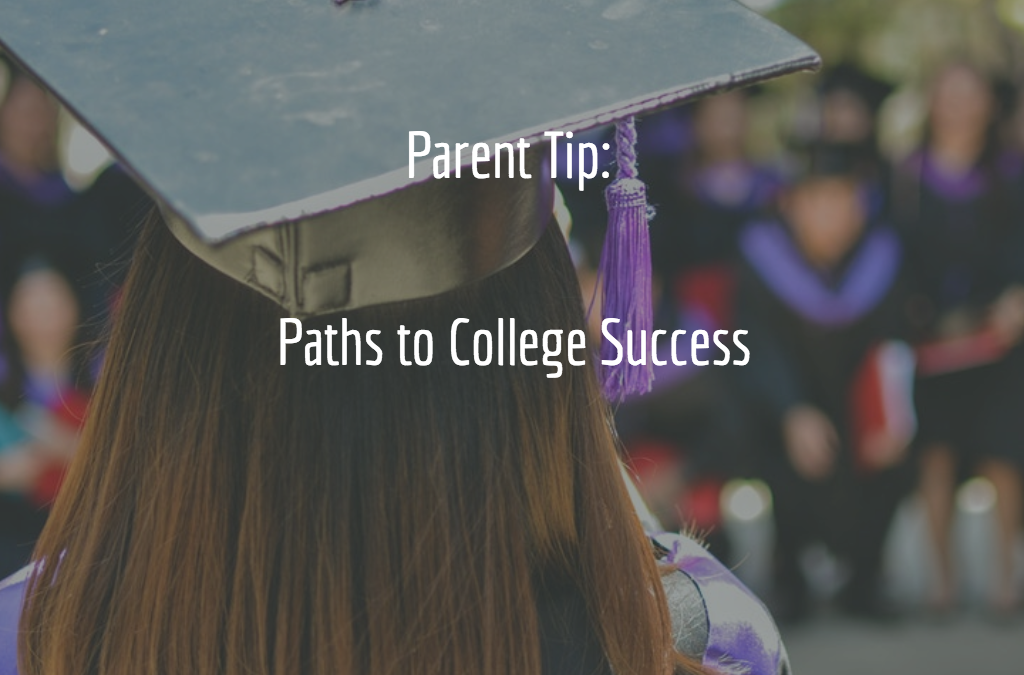 College Tip: 5 Paths to College Success